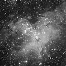 M16 - Nébuleuse de l'Aigle,                                BLANCHARD Jordan