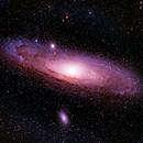 M31 Andromeda,                                Eddie Hunnell