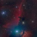 IC 434 - The Horsehead Nebula,                                Insight Observatory