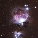M42 - Orione Nebula,                                Alessandro Iannacci