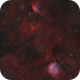 Sh2-86 (NGC6820), Sh2-87, Sh2-88,                                Rolf Dietrich