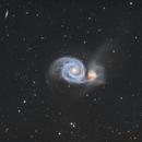 M51 The Whirlpool Galaxy,                                  PixelSkies (David...