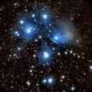 M45 Pleiades,                                scott