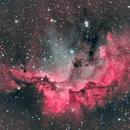 NGC_7380 Wizard Nebula,                                Giosi Amante