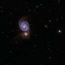 M51 ,                                Xavier V
