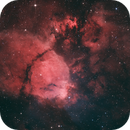 NGC896 - Heart Nebula,                                christian.hennes
