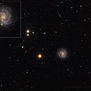 NGC 3184 and SN 2016bkv,                                leeasle