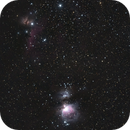 Orion's Belt and Sword,                                Jim Smith