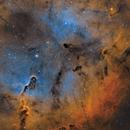 IC 1396,                                U-ranus