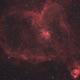 Heart Nebula,                                Joshua Millard
