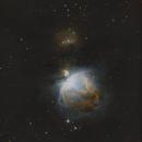 M42 - Orion Nebula,                                Stephan Meyer