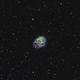 M1 Hubble Palette,                                Rodd Dryfoos