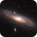 M31, Andromeda Galaxy,                                Lee Morgan