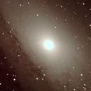 The Great Andromeda Galaxy - M31,                                Corey Rueckheim