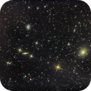 Galaxy NGC 4535, M49 and Others, Widefield,                                Tom Robbe