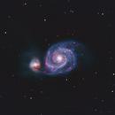 M51-LRGBHa,                                PatrickV