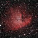 NGC281 - The Pacman Nebula,                                Michel FLEUREAU