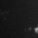 M 42, HorseHead, Flame Nebula,                                Marco Gulino