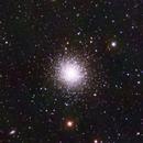 M13 Hercules Cluster,                                Aaron Freimark