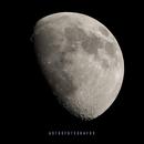 Luna de 23 días,                                Astrofotógrafos