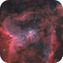 The Heart Nebula - IC 1805,                                Henrique Silva