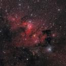 Cave Nebula SH 2-155,                                jeff2011