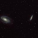 M81 & M82,                                Lee Butler