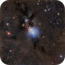 NGC 1333 : First light from our new remote observatory @e-Eye, Spain,                                DDS_Observatory