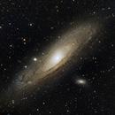 M31 at 430mm,                                Dan Broyles