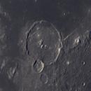 Moon, Mare Humorum, Gassendi Crater,                                Didier FOURNIL