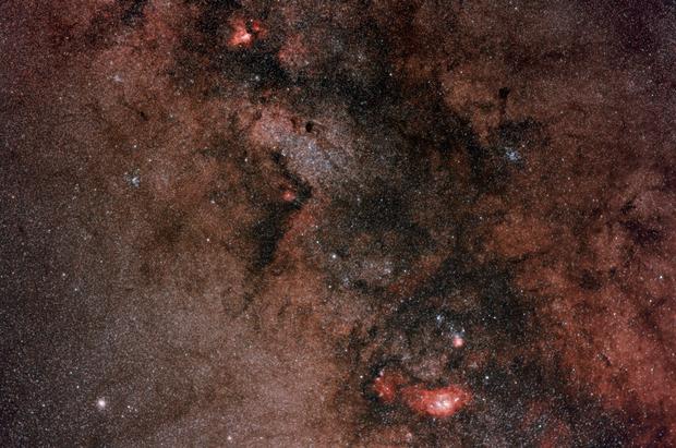 10 Messier objects,                                J_Pelaez_aab
