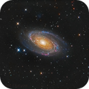 M81 with mixed setups,                                Epicycle