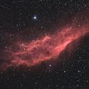 NGC1499 California Nebula Ha RGB [Debayered DSLR],                                Jocelyn Podmilsak