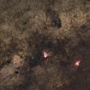 Sagittarius-Scutum-Serpens deepsky wonders,                                Boris Emchenko