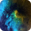 IC 5070 Pelican Nebula in Cygnus,                                Francois Theriault