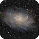M 33 (StarParty 2018 fall),                                Paul Muskee