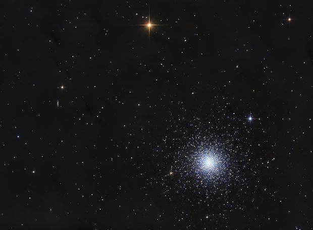 M3 Globular Cluster,                                Gebhard Maurer