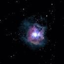 Iris Nebula - LRGB,                                Mike