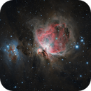 M42 and Running Man,                                Marco Rapino