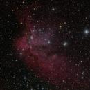 NGC 7380,                                Horst Twele