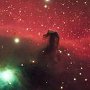 Horsehead Nebula,                                Michael Blaylock