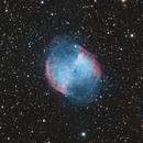 Messier 27,                                Danny Flippo