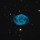 Abell 72 (PK 59 -18.1) Planetary Nebula in Delphinus,                                Douglas J Struble