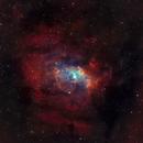 NGC7635 in H-SOO,                                Prath Pavaskar