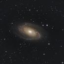 M81 Bode's Galaxy,                                Nathan Duso