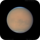 Mars | 2018-07-20 6:58 UTC | RGB,                                Chappel Astro