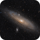 The Great Andromeda Galaxy M31,                                Florian_Pieper