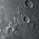 Aristoteles, Eudoxus, Northern Caucasus, Northern Mare Serenitatis,                                stevebryson