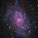 M33,                                electriceyephotography