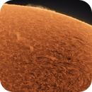 Low Activity Sun - Inverse,                                AstroHawk
